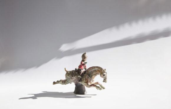 Cavalier mongol raku